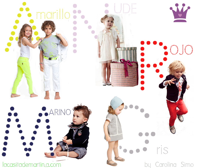 Tendencias moda infantil, Blog de Moda Infantil y moda Premamá La casita de Martina