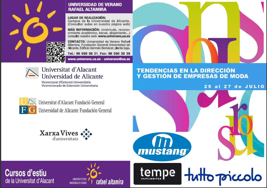Cursos de Verano Rafael Altamira Universidad de Alicante - La casita de Martina blog de moda infantil y premamá