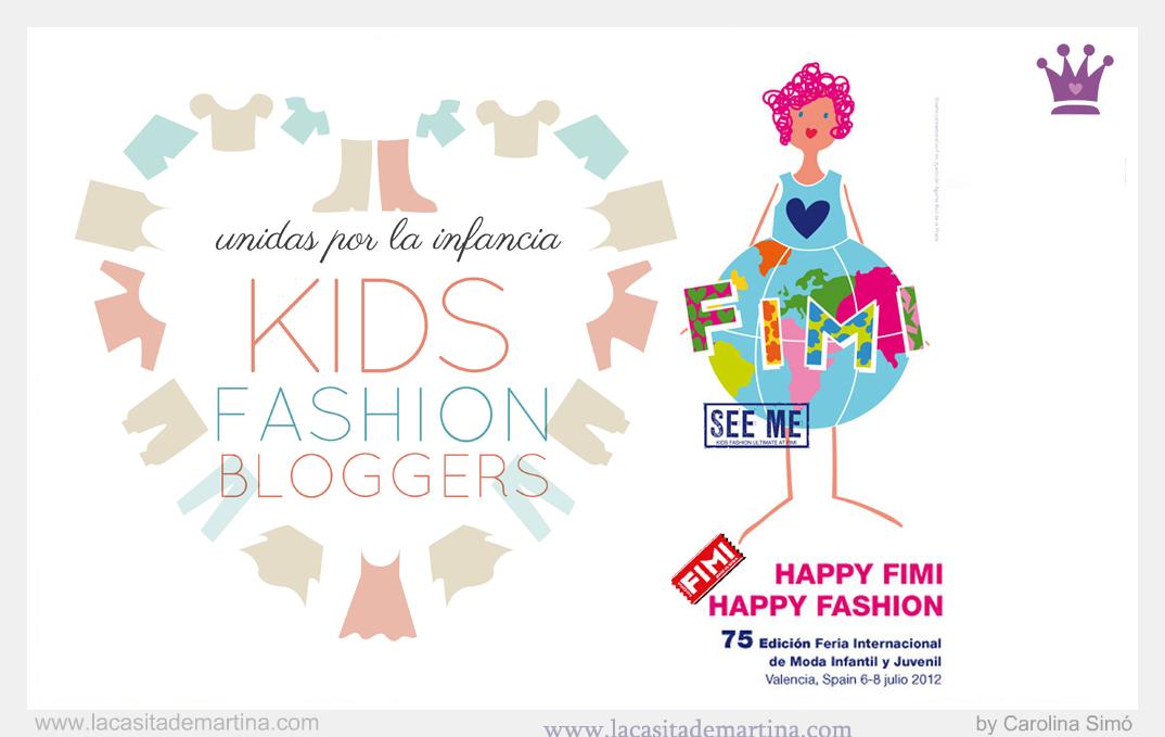 fimi 75 edicion = bloggers moda infantil kids fashion bloggers baby deli