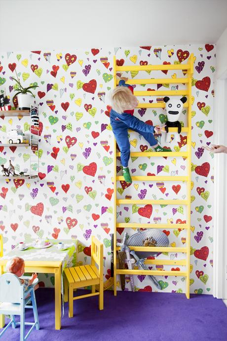 Habitaciones infantiles, decoración habitaciones para niños, la casita de martina blog de moda infantil y moda premamá