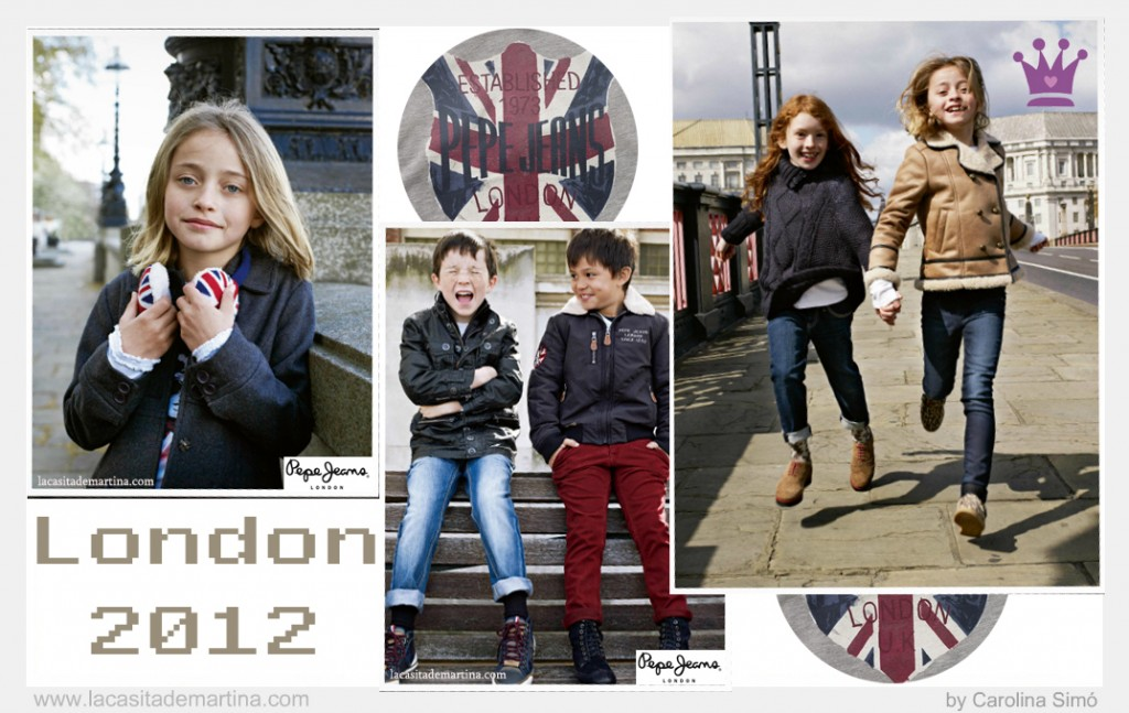 Burberry, Pepe Jeans, La casita de Martina, Blog de  Moda Infantil y  Moda Premamá
