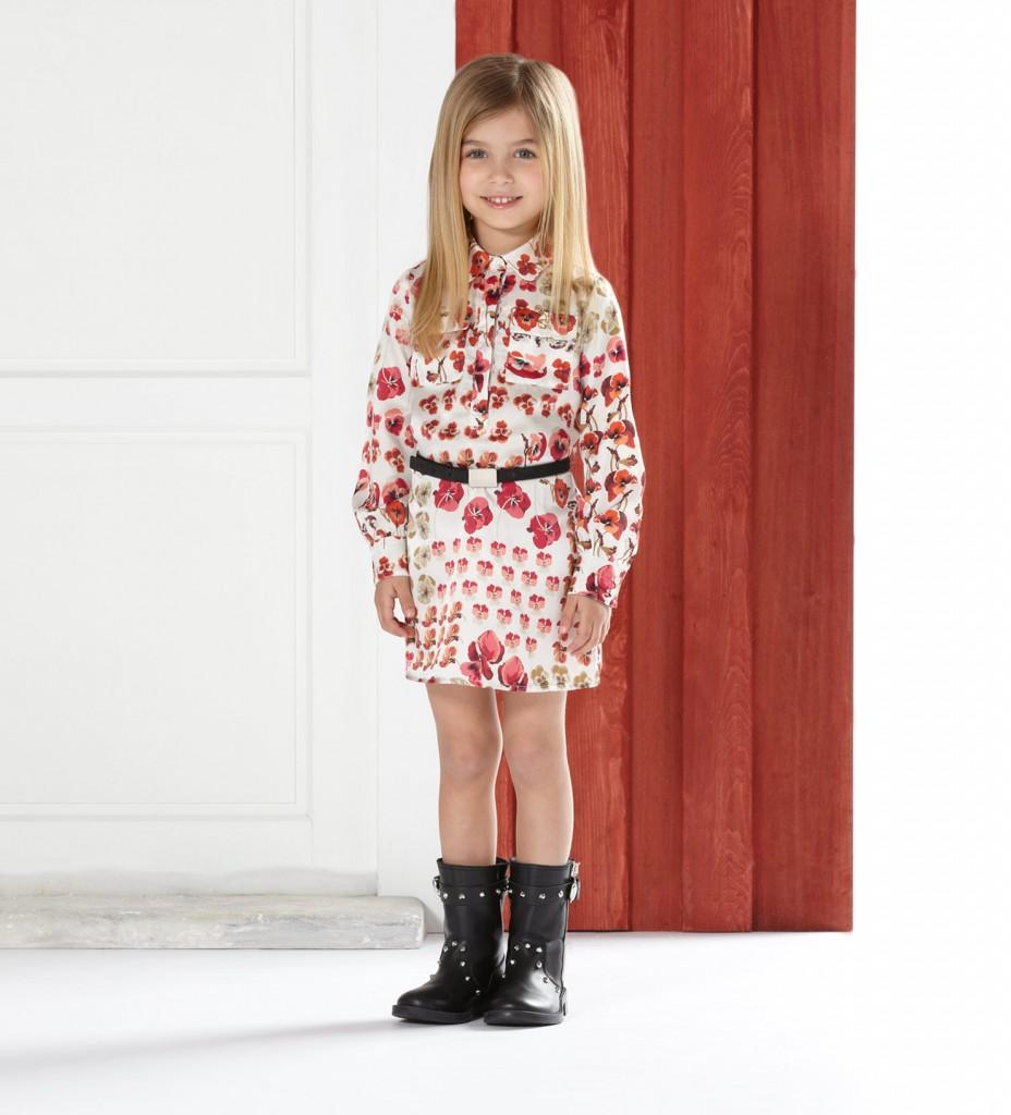Gucci colecci n oto o invierno 2012 13 moda infantil for La casita de martina