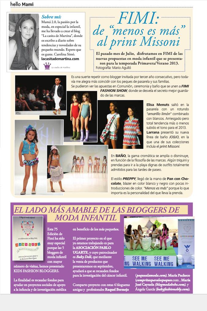 Hello Valencia, Larrana, Baby Deli, Kids Fashio Bloggers, La casita de Martina Blog de Moda Infantil, Carolina Simó Blogger Moda Infantil