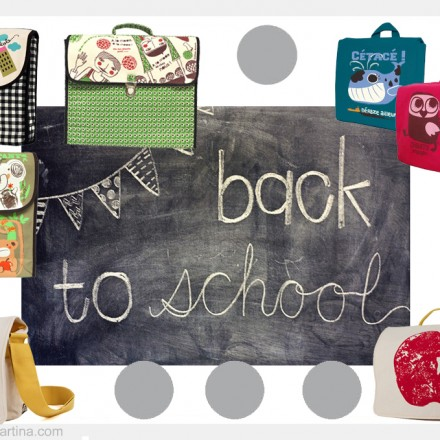 La casita de Martina, Blog de Moda Infantil, Mochilas para niños, Vuelta al Cole