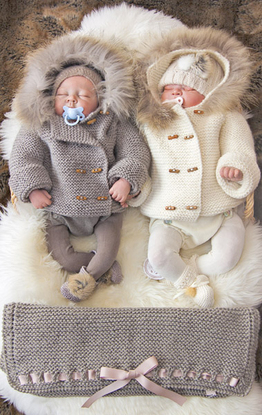 Casilda y Jimena, Blog de Moda Infantil y Moda Premamá La casita de Martina