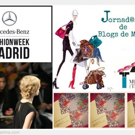 Mercedes Benz Fashion Week, Jornadas Blogs de Moda