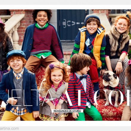 Tendencias moda infantil invierno 2012 2013 - coleccin nios H&amp;M - Blog Moda Infantil y Moda Premam
