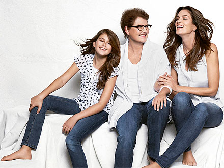 Cindy Crawford Kaia Gerber La casita de Martina Blog de Moda Infantil y Moda Premam