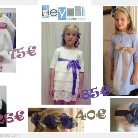 Beychi, Blog de Moda Infantil, La casita de Martina, Moda Infantil a medida
