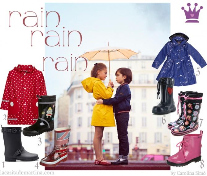 una gran variedad de modelos originales venta barata ee. ♥ RAIN, Rain, rain… botas de agua para niños ♥ : Blog de ...