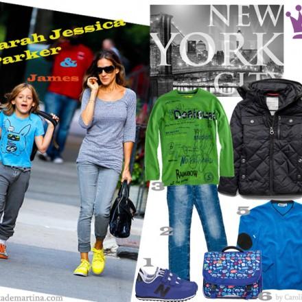 James Wilke Broderick, Sarah Jessica Parker, Blog de Moda Infantil, La casita de Martina