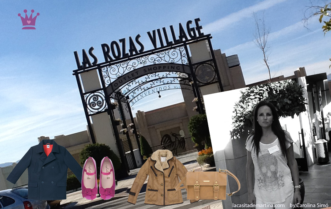 Las Rozas Village, Carolina Simó, Personal Shopper para niños. Blog de Moda Infantil
