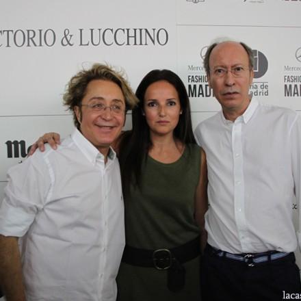 Mercedes Benz Fashion Week, Victorio & Lucchino, Carolina Simó, Blog de Moda Infantil