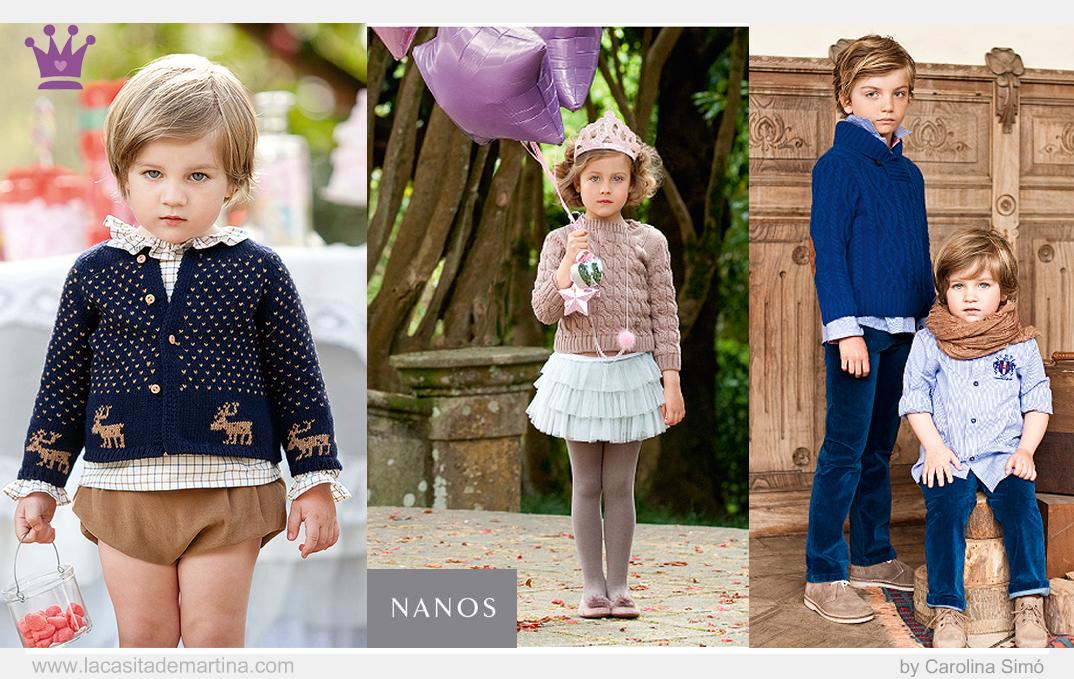 Nanos Moda Infantil,  La casita de Martina, Karpi Moda Infantil,  Carolina Simó