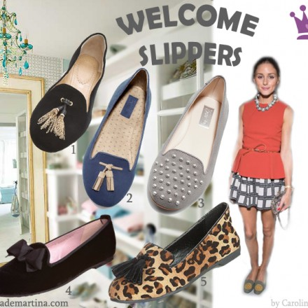 Slippers para niños, Tendencias Calzado Infantil, Olivia Palermo, La casita de Martina Blog de Moda Infantil y Moda Premamá moda