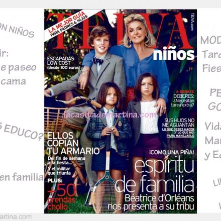 TELVA NIÑOS, Blog de Moda Infantil La casita de Martina