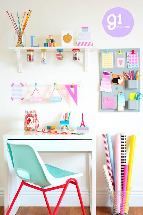 Habitaciones infantiles, habitaciones para niños, escritorios para niños, Blog de Moda infantil
