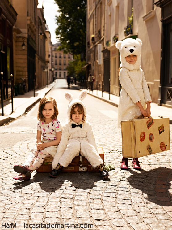 H&M all for children,  Unicef, Blog de Moda Infantil, Kids trends
