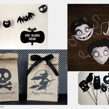 Halloween, Blog de Moda infantil, manualidades halloween, Carolina Simó