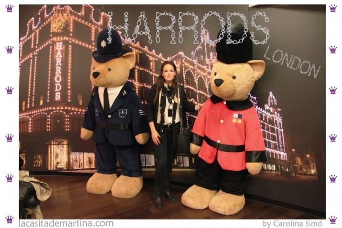 Harrods Londres, Viajar a Londres con niños, Consejos para ir a Londres, Blog de Moda Infantil y Premamá, La casita de Martina