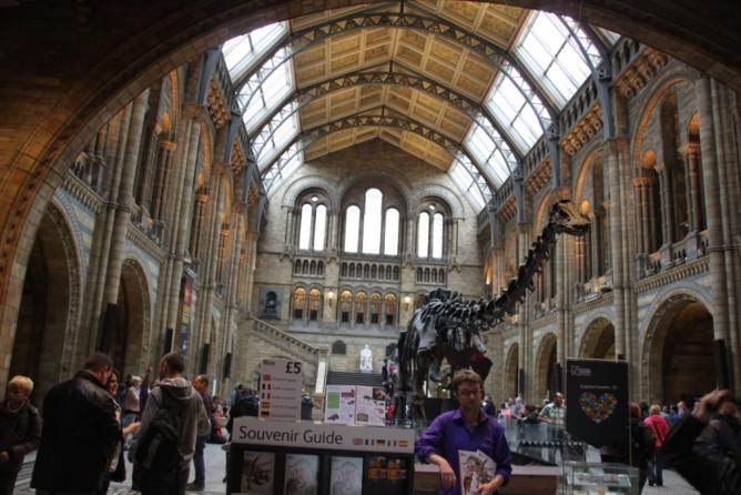 MUSEO DE HISTORIA NATURAL , Viajar a Londres con niños, Consejos para ir a Londres, Blog de Moda Infantil y Premamá, La casita de Martina