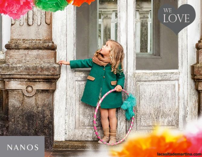 Nanos Moda Infantil Marcas de Moda Infantil, Carolina Simó, La casita de Martina, Blog de Moda infantil, Kids Trends, Kids Fashion, Baby Fashion