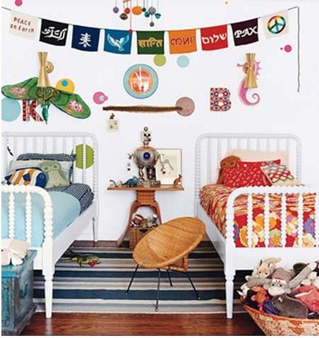 Habitaciones para niños, Decoración habitación niños, Literas para niños, Blog de moda infantil y moda premamá