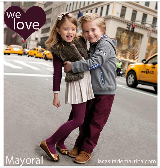 Mayoral,  Marcas de Moda Infantil, Carolina Simó, La casita de Martina, Blog de Moda infantil, Kids Trends, Kids Fashion, Baby Fashion