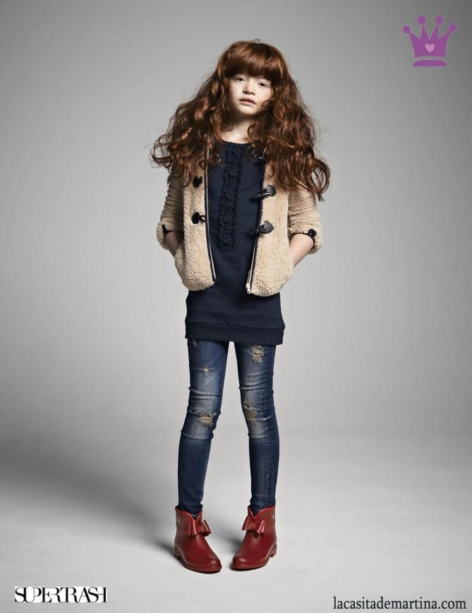 Marca de moda infantil Supertrash, Blog de Moda  Infantil,  La casita de Martina, Carolina Simó