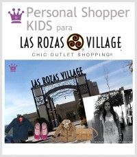 Personal Shopper, Las Rozas Village,  La casita de Martina, Carolina Simó