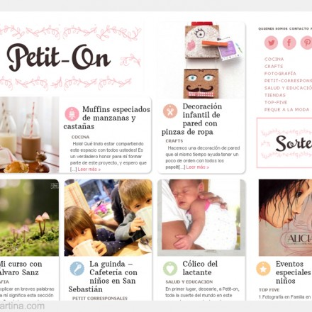 Petit-on, Blog de Moda Infantil, La casita de Martina