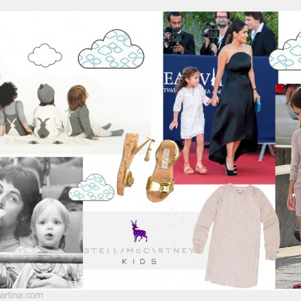 Stella McCartney, Blog de Moda Infantil, Premios T de Telva moda, La casita de Martina