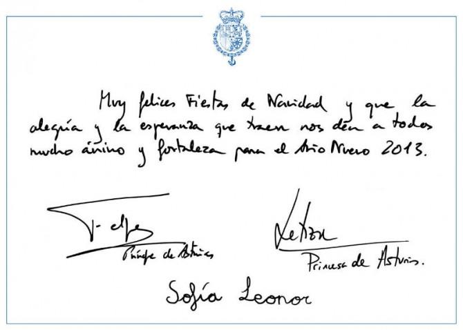 Infanta Leonor, Infanta Sofía, Infantas Leonor y Sofía, Felicitación Navidad Casa Real, La casita de Martina, Blog de Moda Infantil, Carolina Simó.jpg