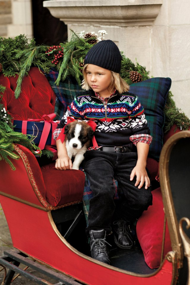 Ralph Lauren kids, Blog Moda Infantil, La casita de Martina, Carolina Simo
