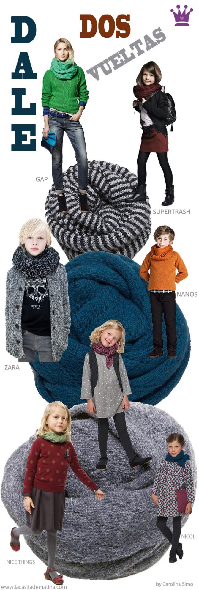 Personal Shopper niños, Tendencias moda infantil, Blog Moda Infantil, Ropa vestir niños, Zara, Gap, Nice Things, Nícoli