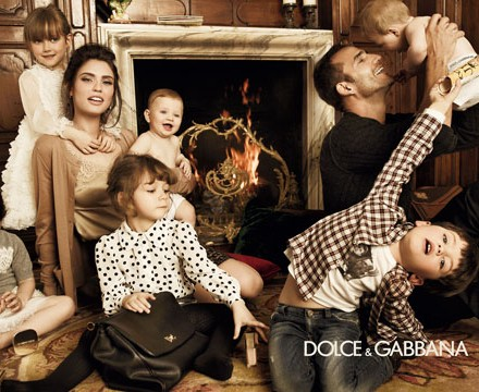 Dolce &amp; Gabbana nios, Dolce &amp; Gabbana kids, Blog Moda Infantil, La casita de Martina, Carolina Sim