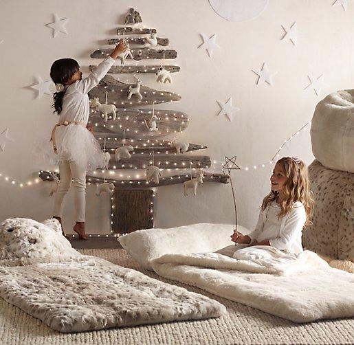 Árbol de navidad, decoración navidad, Blog de Moda Infantil, La casita de Martina, Carolina Simó