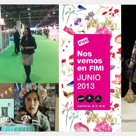 FIMI 76 Edicin, Feria Valencia, Blgo Moda Infantil, La casita de Martina, Carolina Sim