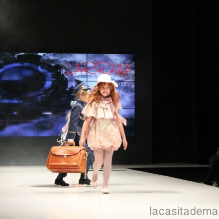 Desfile FIMI, Larrana moda infantil, Blog moda infantil, la casita de Martina, Carolina Simo
