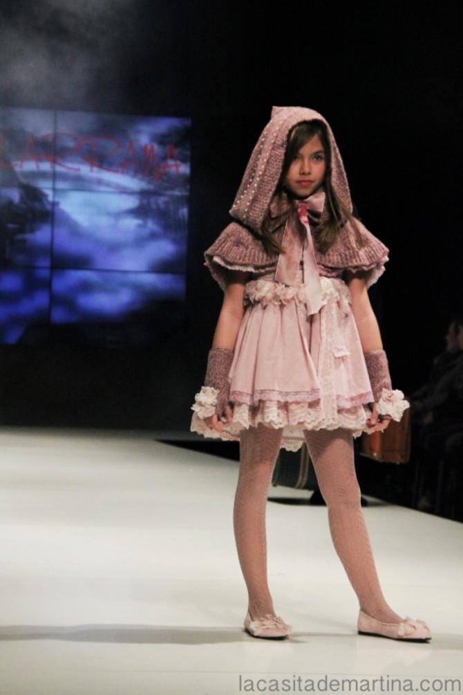 Desfile FIMI, Larrana moda infantil, Blog moda infantil, la casita de Martina, Carolina Simo
