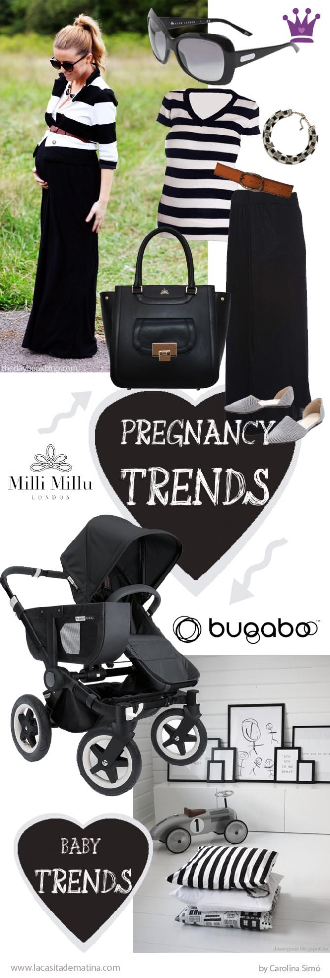 Moda Premamá,  Ropa embarazo, La casita de Martina, Blog de Moda Infantil, Carolina Simó