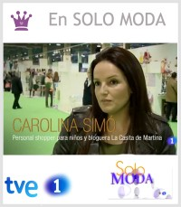 SOLOMODA tve1 Blog de Moda Infantil