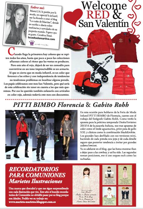Revista Hello Valencia, Blog de Moda Infantil, La casita de Martina, Carolina Simó