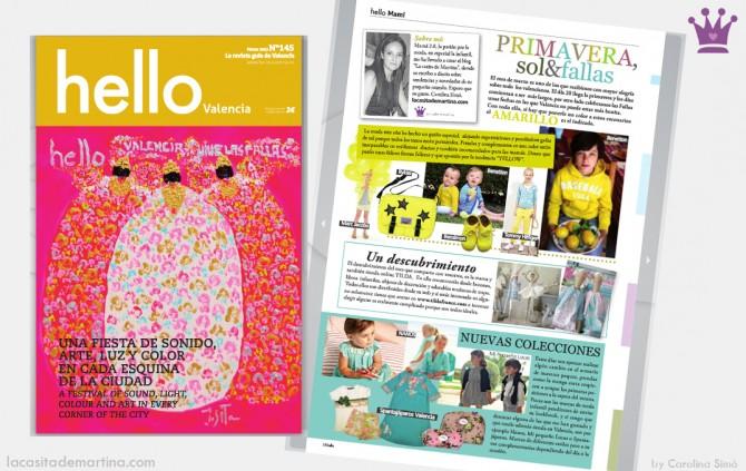 Hello Valencia, La casita de Martina, Blog de Moda Infantil, Carolina Simó