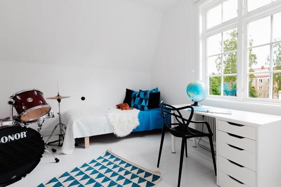 Habitaciones para niños, Habitaciones para jóvenes, Blog de Moda Infantil, La casita de Martina, Carolina Simó