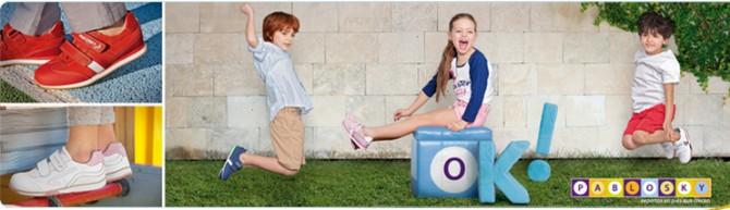 Pablosky, Tienda online calzado infantil, La casita de Martina, Deportivas para niños, Blog de Moda Infantil, Carolina Simó