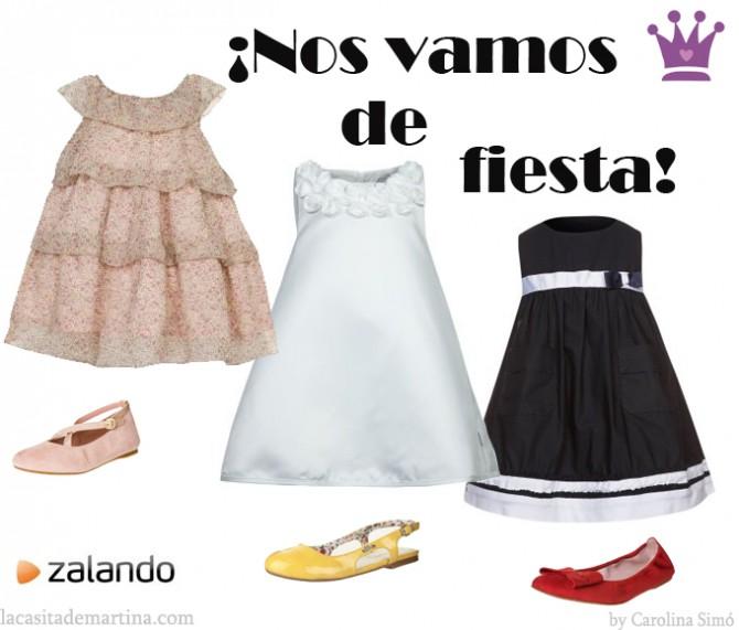 Ropa vestir niñas, Zalando, zapatillas niños, La casita de Martina, Blog de Moda Infantil, Carolina Simó