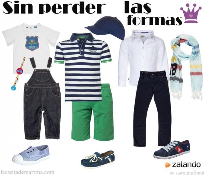 Ropa vestir niños, Zalando, zapatillas niños, La casita de Martina, Blog de Moda Infantil, Carolina Simó