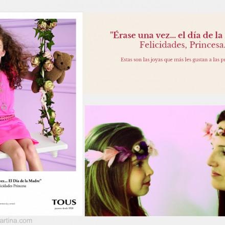 Tous día de la madre, Tous, Regalos día de la madre, La casita de Martina, Blog de moda infantil, Carolina Simó