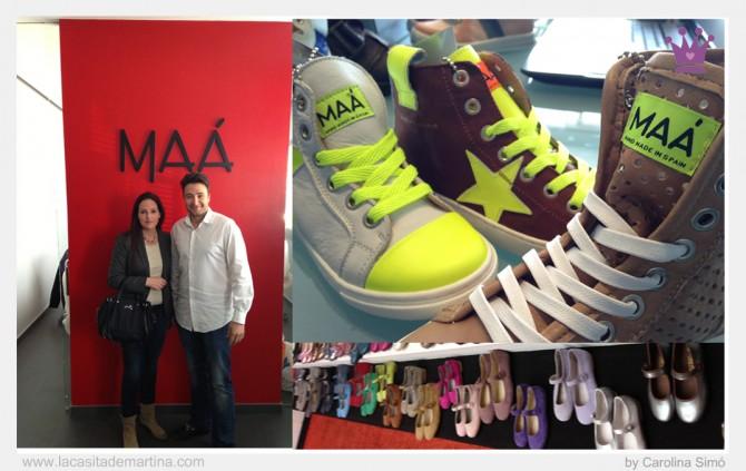 Maa shoes, Manuela de Juan shoes, La casita de Martina, Blog de Moda Infantil, Carolina Simó